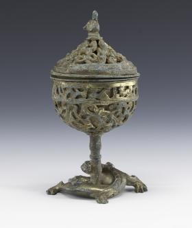 "Exposition : ""Parfums de Chine"", Musée Cernuschi, Paris, 9 mars – 26 août 2018"