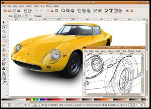 Inkscape, un outil de graphisme vectoriel