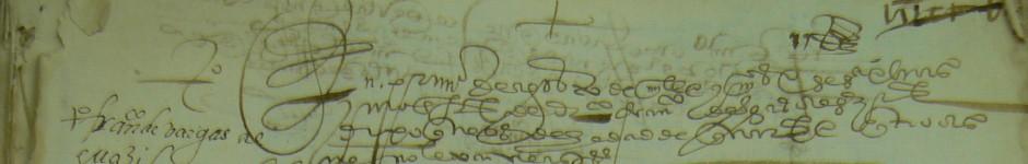 """Curso: """"Escrituras antiguas. Paleografía de la Edad Media y Moderna"""" (8 al 18 de Julio)"""