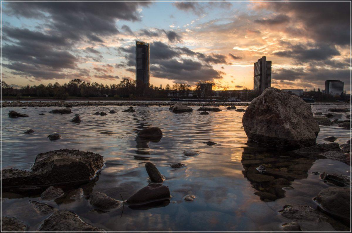 Der Rhein – ein europäischer Fluss?