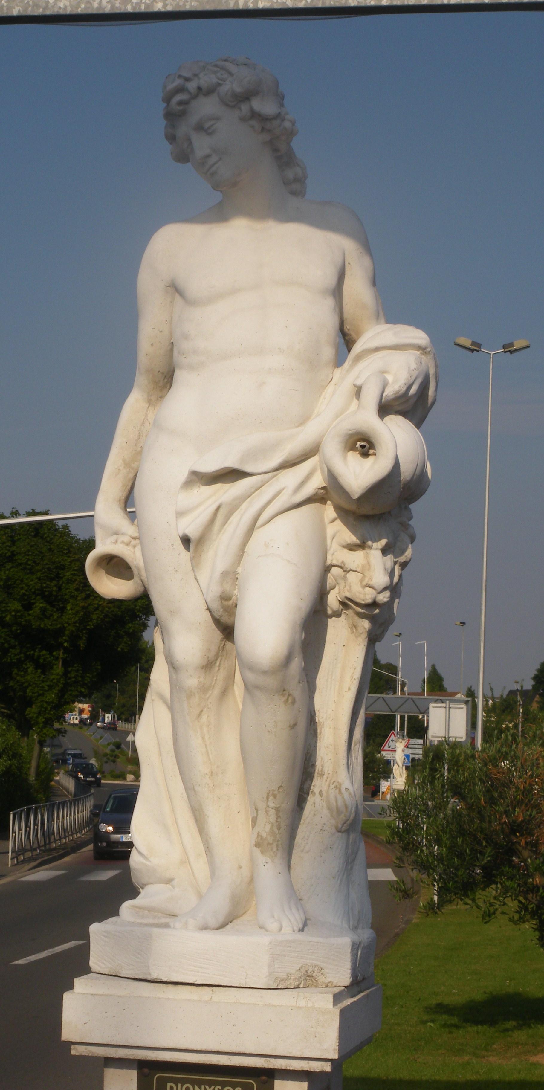 Dionysos, en Lièvin