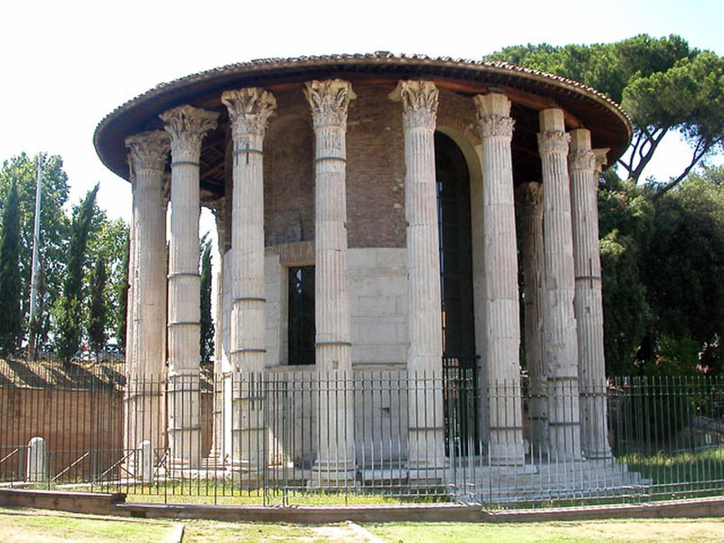 Notas de arquitectura romana el vellocino de oro for Arquitectura griega templos