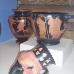 Rhyton, skyfos y stamnos (480-460 ae) British Museum.