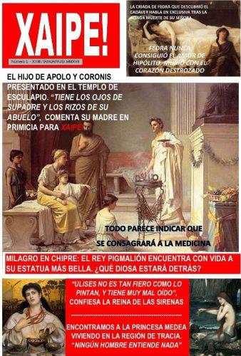 XAIPE, núm. 1 IES BENICALAP-CULTURA CLÁSICA