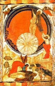 le char du prophète Elie