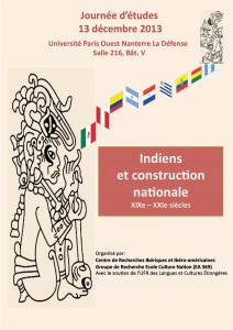 Indiens et Construction nationale