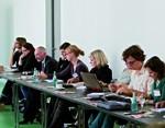 Teilnehmer/innen der DSS 2012 im DHMD