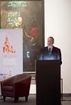 Dr. Hartwig Fischer, Generaldirektor der SKD, bei der Eröffnung der DSS 2012