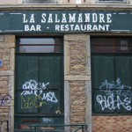 Vieux bar côté tram