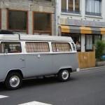 Le Dulcinéa, le camping car de la patronne
