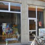 Galerie de peintre