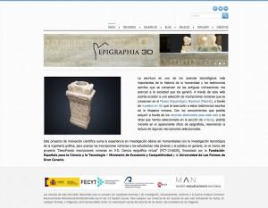 WebEpigraphia3D