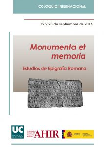 Portada_Monumenta et memoria