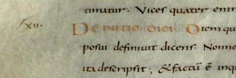 ROMA, Bibl. Vallic., E 26, f. 45v