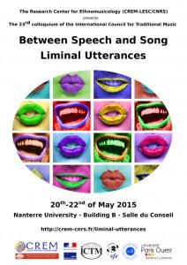 Liminal-Utterances_CREM-ICTM_2015