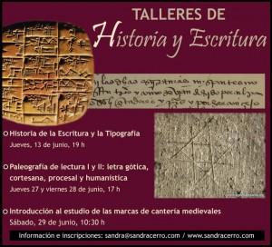 Un instrumento clave para leer textos antiguos: las buenas clases de paleografía