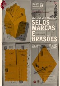 Sellos, marcas y escudos societarios. Objetos con Historia