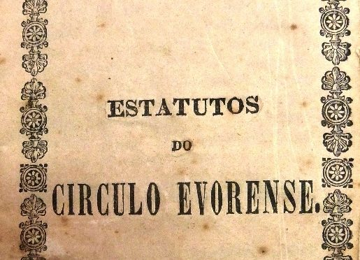 Os estatutos do primer Circulo Eborense (1836-1849)