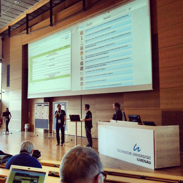 Educamp Ilmenau Sessionplanun, Foto: Tine Nowak