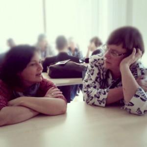 Educamp Ilmenau - Dialog: Wie lerne ich?, Foto: Tine Nowak