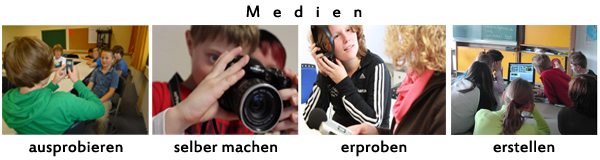 Medienarbeit
