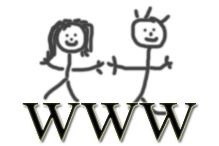 Freunde im Netz
