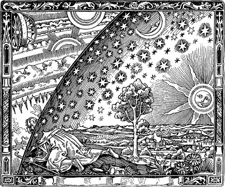 Image: Camille Flammarion's L'atmosphère: météorologie populaire (1888)   Public Domain
