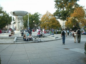 Bild: Fountain at Dupont Circle |Daniel Lobo/Flickr | CC BY 2.0