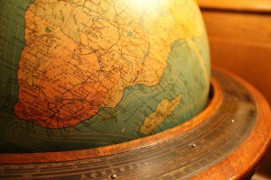 Image: Globe by Justin Krebs in Flickr (CC BY-ND 2.0)