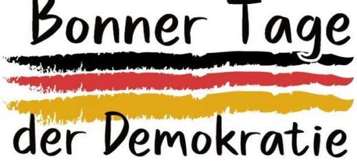 Logo Bonner Tage der Demokratie