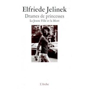 """Couverture des """"Drames de princesses"""", traduit par Magali Jourdan et Mathilde Sobottke."""