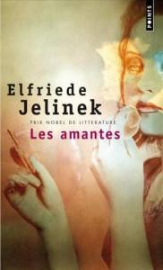"""Couverture de """"Les Amantes"""", traduit par Yasmin Hoffmann et Maryvonne Litaize."""