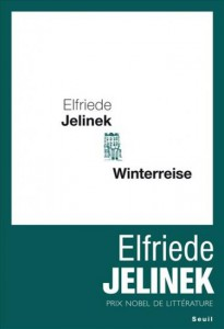 """Couverture de """"Winterreise"""", publié en 2012 et traduit par Sophie Andrée Herr."""