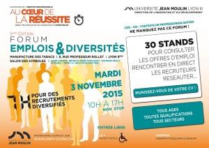 Forum emplois et diversité