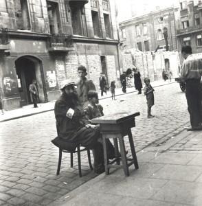 Warschauer Ghetto, o.J.