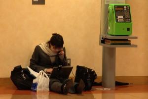 Bild: Mädchen mit Computer | Flickr: MIKI Yoshihito (´・ω・) | CC BY 2.0