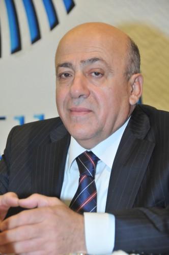 Abdel Raouf Sinno, Historiker und Professor für Geschichte der Moderne und Gegenwart an der Libanesischen Universität.