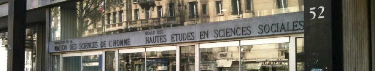 master sociologie de l u0026 39 ehess