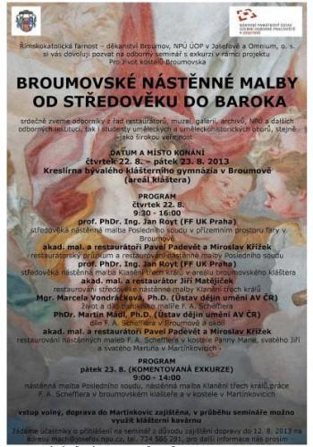 Flyer Broumov