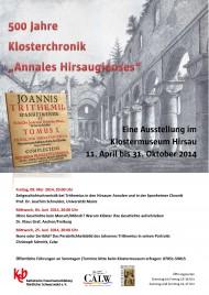 Ausstellung Hirsau