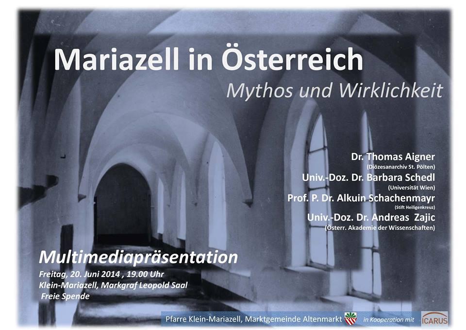 Mariazell Multimediapräsentation