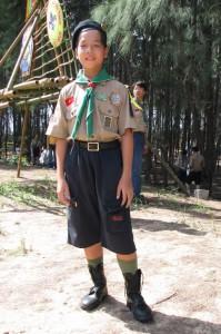 Scout vietnamien en RSVN © HoangSa.org