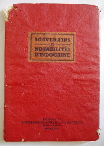 Exemplaire du Fonds Boudarel (IAO).