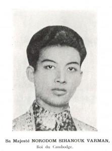 Norodom Sihanouk varman
