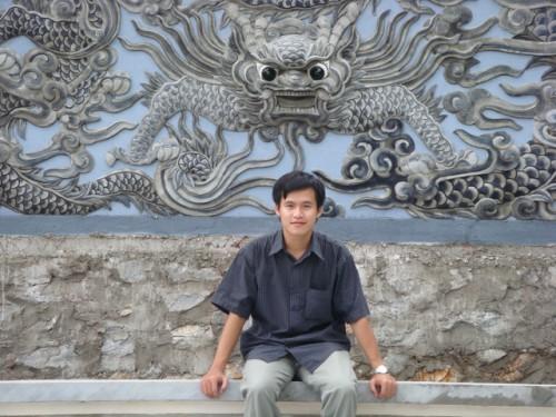 Blogueur, Nguyen Tien Trung militait pacifiquement pour la démocratie © AI