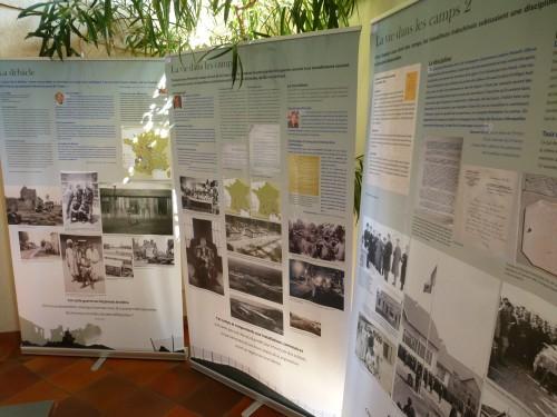 L'exposition est enrichie de 4 panneaux sur l'histoire des travailleurs indochinois à Indret