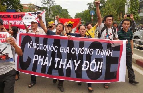 HanoiBieuTinh_ FBThanh Hoang