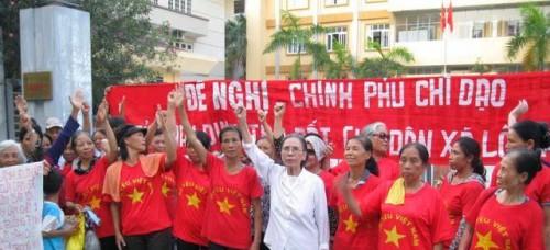 Mme Le Hien Duc incarnation de la lutte contre la corruption © Nguyen Xuan Dien