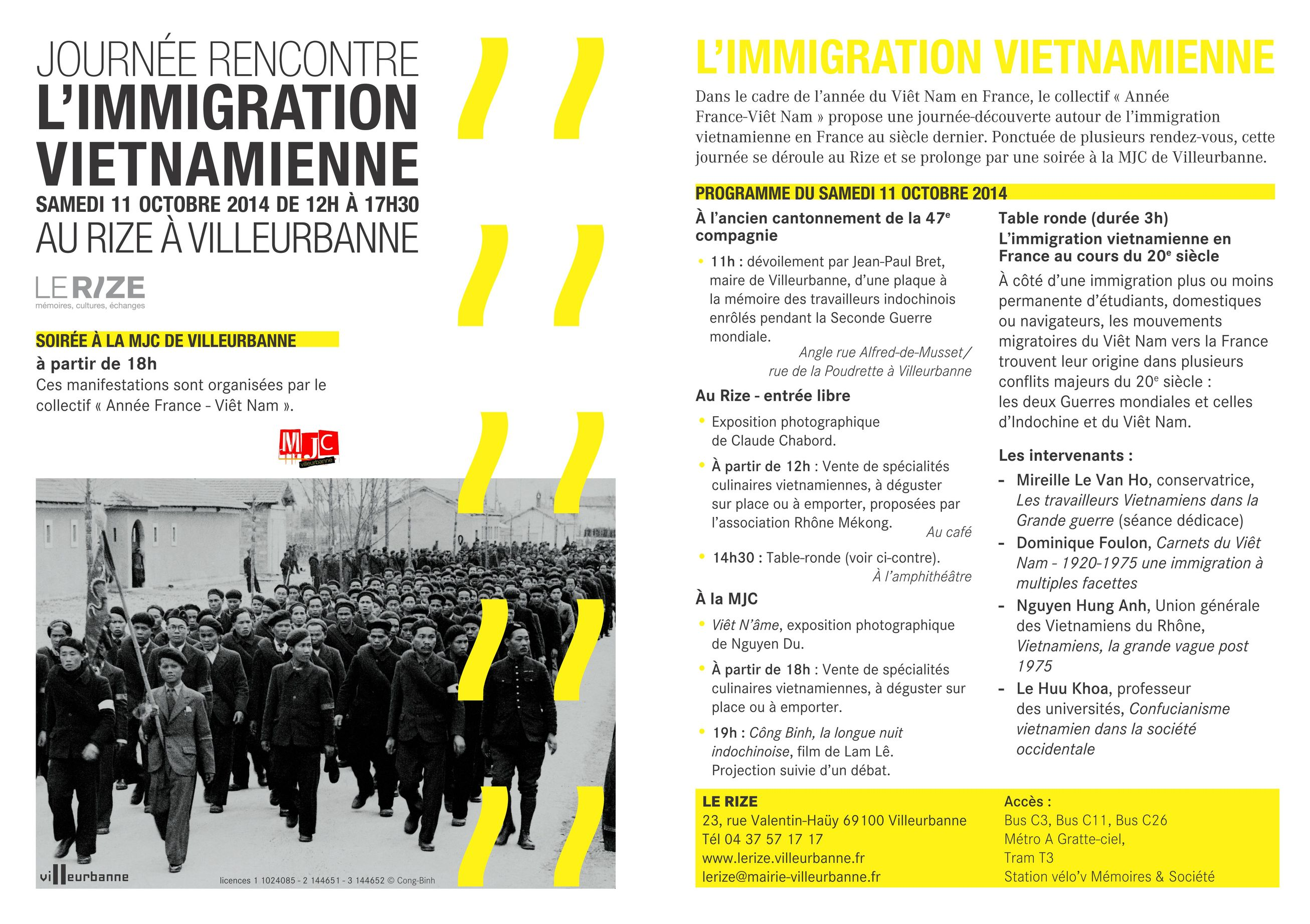ImmigrationVietnamienne_Rize_2014