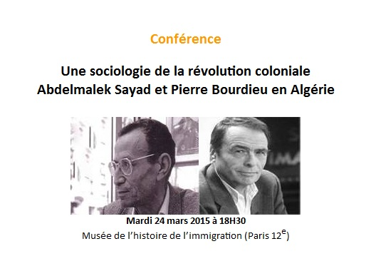 ConférenceSayadBourdieu